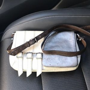 Schuler and Sons Leather Crossbody